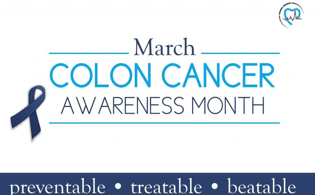 Colon Cancer Awareness Month